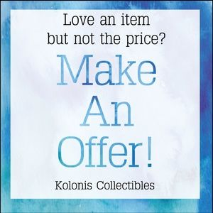 MAKE AN OFFER! | Kolonis Collectibles